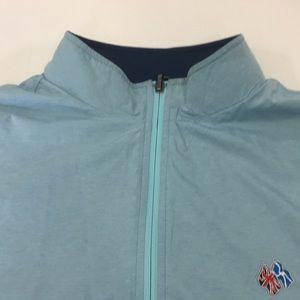 Peter Millar Full Zip Vest Reversible